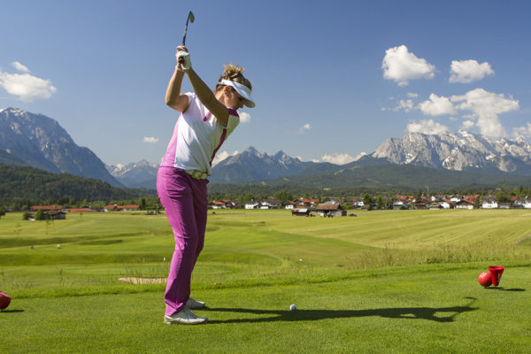 TABBERT, Urlaub mit Wohnwagen, Urlaub TABBERT, Golf Urlaub Landclub Karwendel