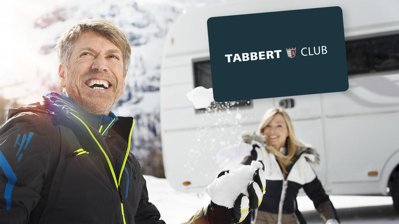Leben wie Gott im TABBERT - TABBERT Club