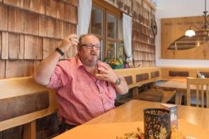 Bernhard Sitter, erster Biersommelier Deutschlands, TABBERT Wohnwagen