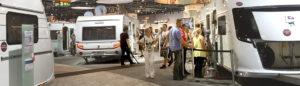 TABBERT Wohnwagen, Caravaning-Messe, CSD, Caravan Salon Düsseldorf