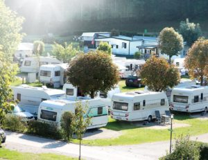 Tabbert Kundentreff - Campingplatz Alpbachtal