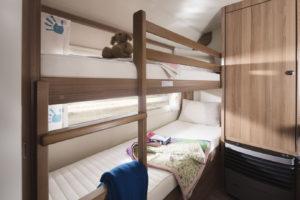 Wohnwagen Etagenbett Grundriss : Familienurlaub im wohnwagen tabbert