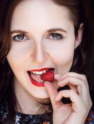 Nur 5 Zutaten Autorin, Kateryna Kogan