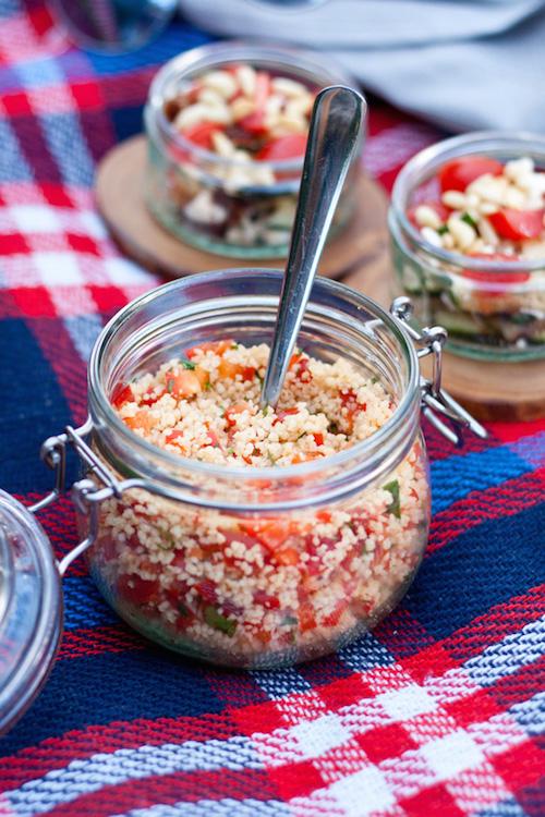 Rezept von Nur 5 Zutaten Blog, Picknick Rezept, Picknick mit TABBERT