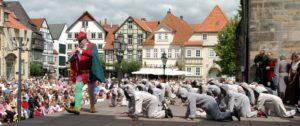 Der Rattenfänger von Hameln - Deutsche Märchenstraße