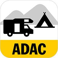 ADAC App Campingplätze