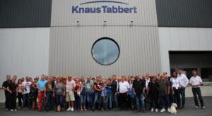 TABBERT Werk Mottgers -Kundentreffen