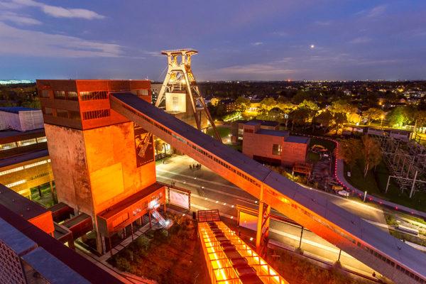 Industriekultur Zeche Zollverein