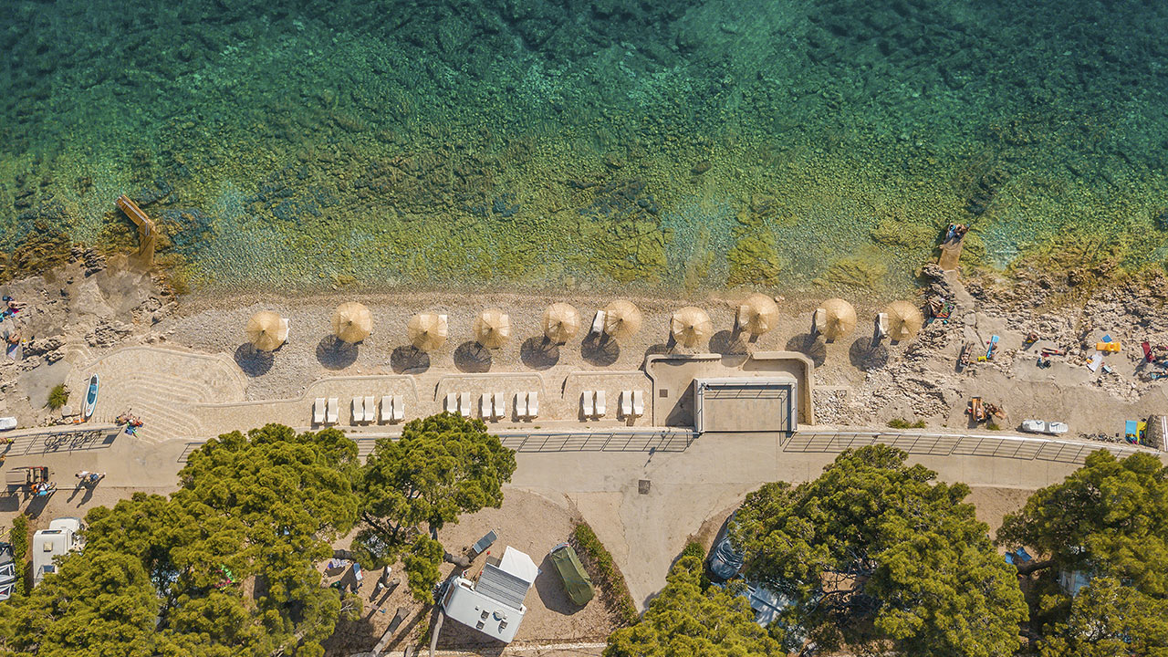 Camping Urlaub Kroatien
