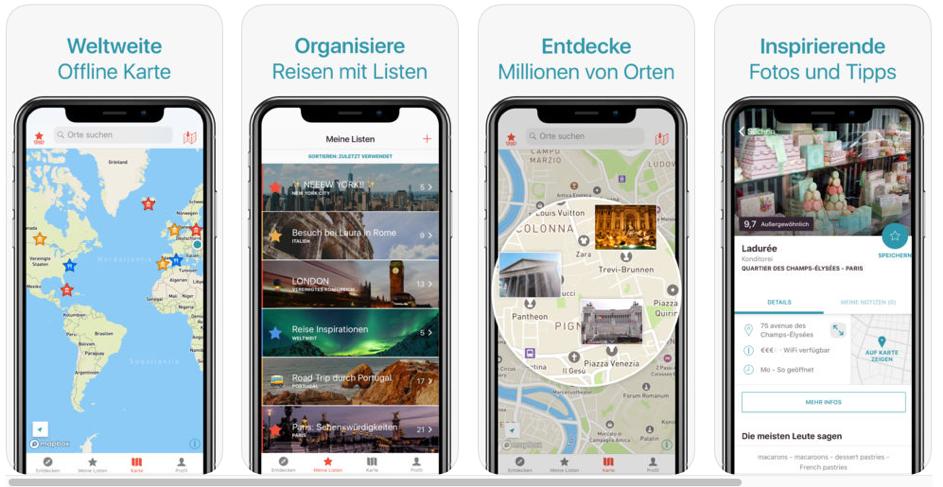 TAPPERT Tipps Apps für die Reise