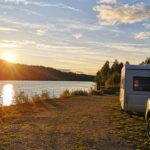 Campen mit TABBERT am See